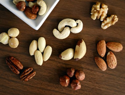 Cheat Sheet – Highest Iron Content in common foods, nuts and seeds. Easy Pickings!